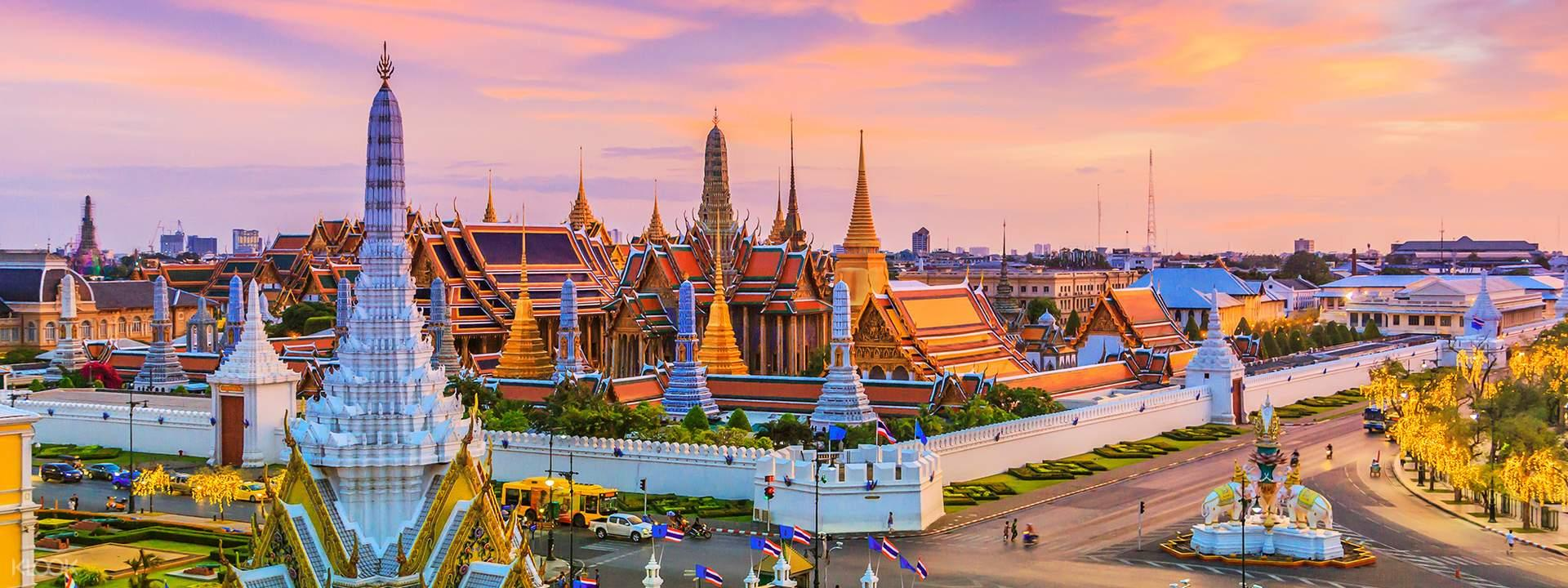 TOUR THÁI LAN: BANGKOK – PATTAYA  - SAFARI WORLD – BAIYOKE 5N4Đ